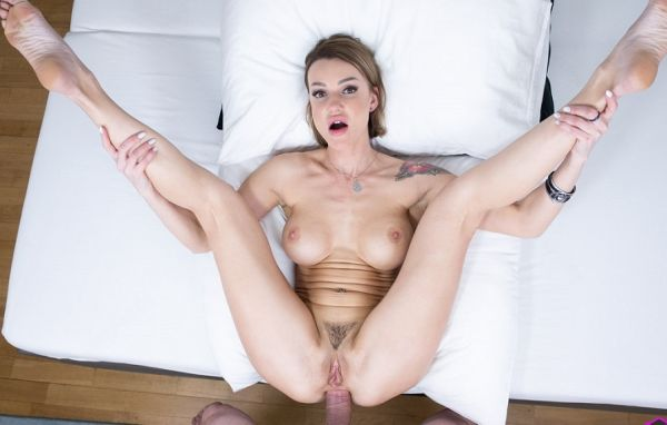 VR Casting 143 - Sexy Russian's Anal Casting Smart