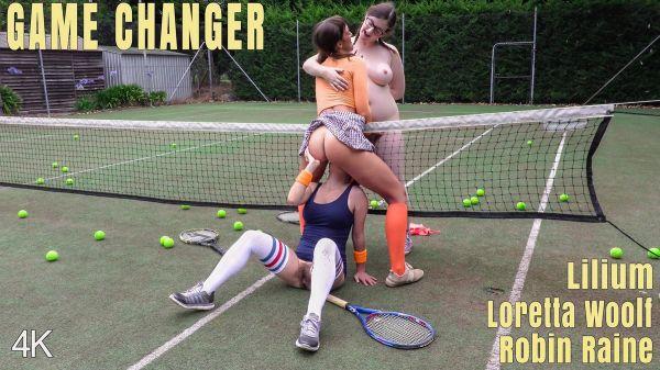 Lilium Loretta Wolf and Robin Raine - Game changer