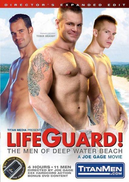 TM - Lifeguard! The Men of Deep Water Beach