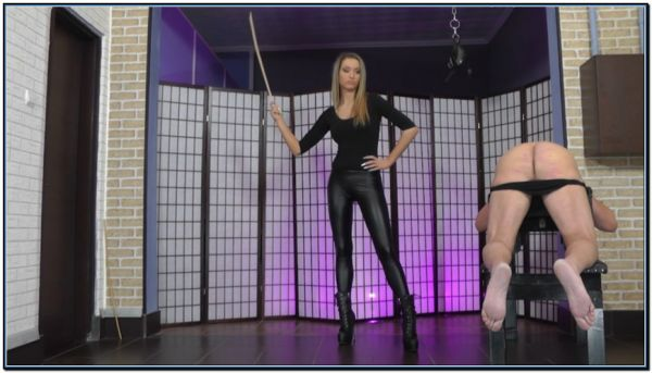 Caning Without A Stop
