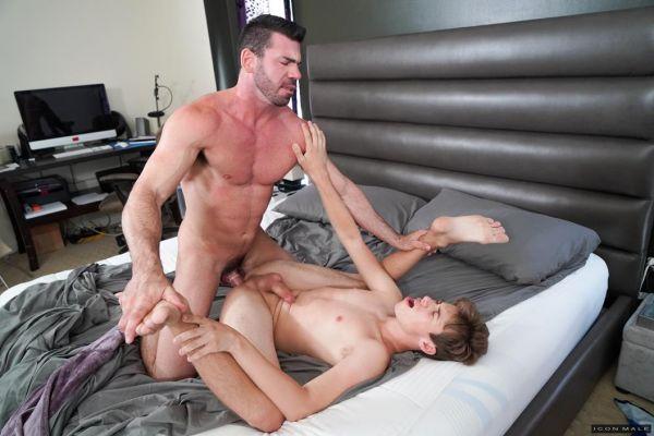 IM - Billy Santoro & Adam Awbride - Seducing Adam
