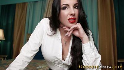 GoddessAlexandraSnow – Uncircumsised Humiliation