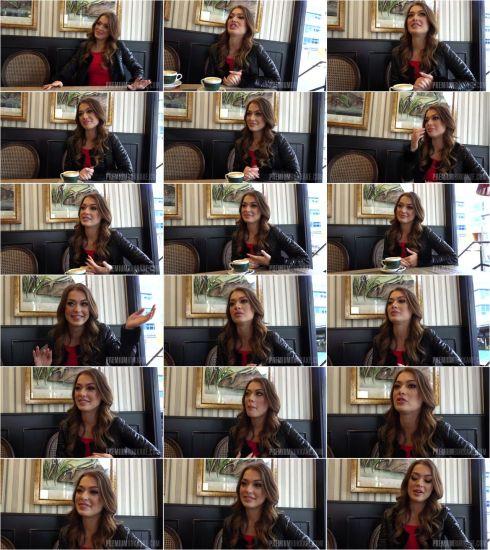 Misha Maver #1 - Behind The Scenes + Interview before Bukkake + Bukkake Photoset – 10.04.2019 [FullHD 1080p] (PremiumBukkake)