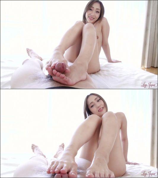 LegsJapan: Juri Kisaragi - Foot Worship (5 videos) (FullHD/2018)