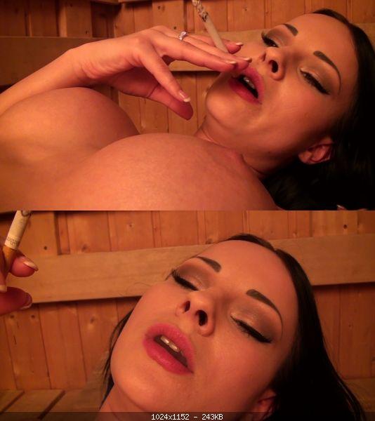 Smoking 7021-Sauna Nude