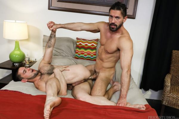 EBD – Im Ready For Your Big Cock – Alexander Garrett & Aspen