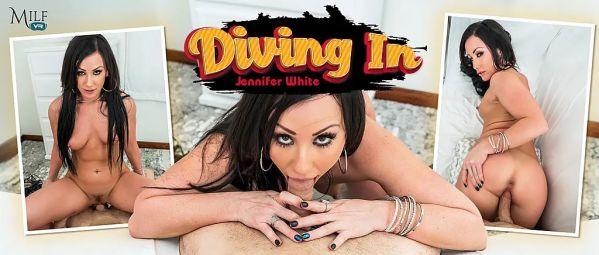 Diving In - Jennifer White Oculus Rift