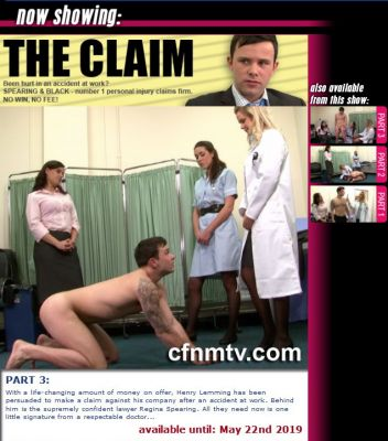 CfnmTV – The Claim 1 Part 3