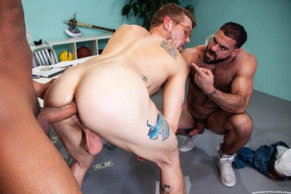 RS – Masturbation Station – Ricky Larkin, Trent King & Jay Austin