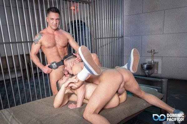 DP – ENCHAINED – CELLBLOCK TANGLE – Cesar Xes, Angel Duran & Dominic Pacifico