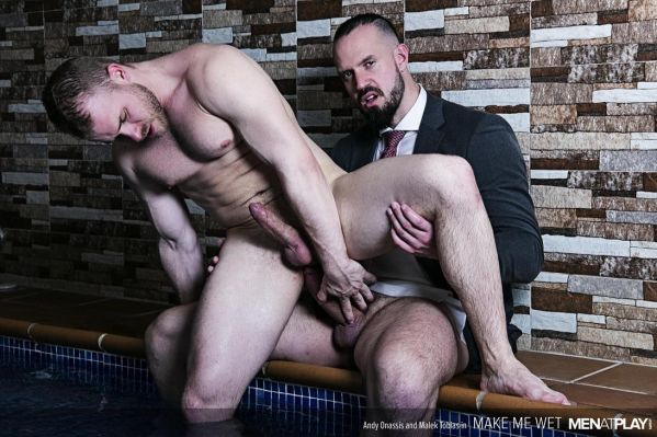 MAP – Make Me Wet – Andy Onassis & Malek Tobias