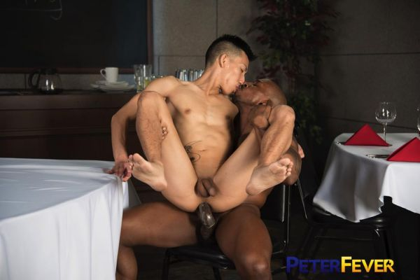PF – First Sight, First Taste – Max & David