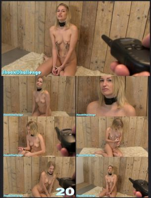 ShockChallange – Handcuffs and Nipple Clamps – Arienh
