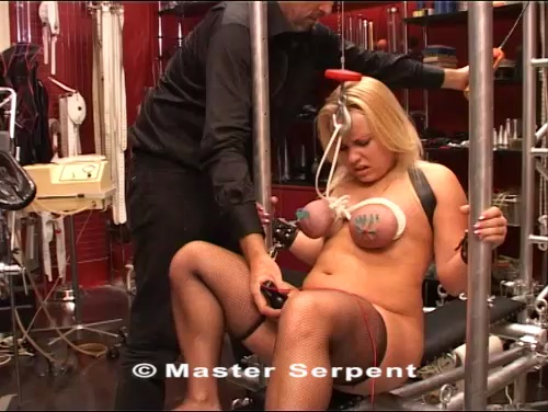 Torture Video 14 of model Baby