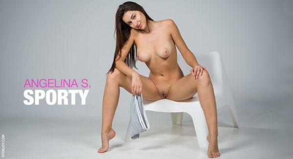 Angelina S - Sporty