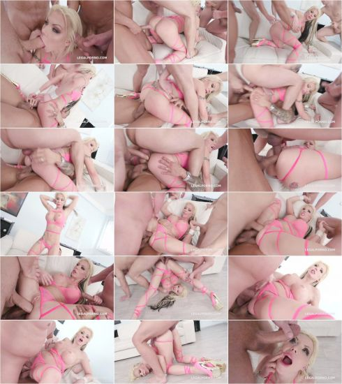 Barbie Sins - She is a Monster Barbie Sins goes all in, Balls deep DAP, TP, TAP, QUAP GIO986 [HD 720p] (LegalP0rno)