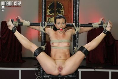 Strict Restraint – Split and Tortured – Wenona Slave