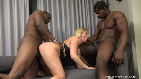 Kate England - Interracial Ass Eaters