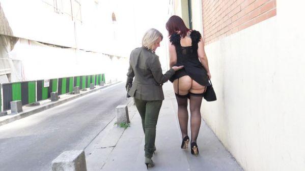 Cintya, Angelique - Se soumettre a Cintya, la folle envie d'Angelique (29.04.2019) [FullHD 1080p] (JacquieetMichelTV)