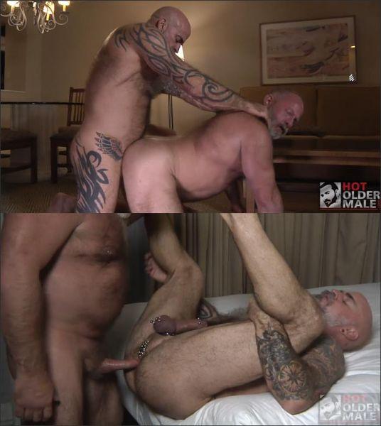 HOM - Johnny Pierce and Nate Pierce Flip Fuck