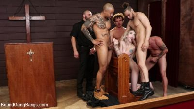 BoundGangBangs – May 1, 2019 – Lexi Lore, Stirling Cooper, Donny Sins
