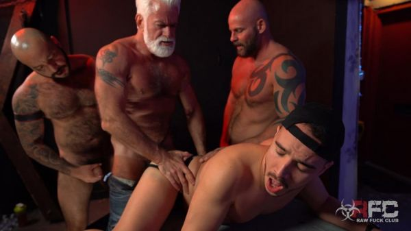 RFC - Alessio Vega vs Three Muscle Daddies