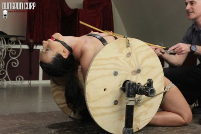Strict Restraint – Cumming on the Spool – Wenona Slave