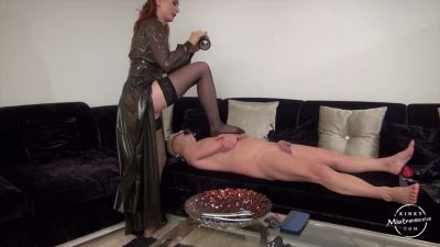 KinkyMistresses – Fucked With Sounds And Milked – Faye De Claire