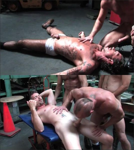 RAR - Meaty Muscle Machinists - Part 4