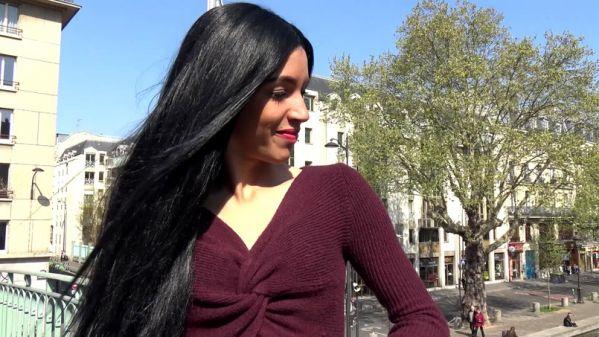 Nadya - Beurette deluree, Nadya, 22ans, se laisse tenter par une video X (08.05.2019) [FullHD 1080p] (JacquieetMichelTV)