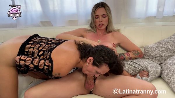 "Nikki Montero, Gia Itzel - Nikki and Gia XXX ""6 Years Later (LatinaTranny.com/HD/2019)"
