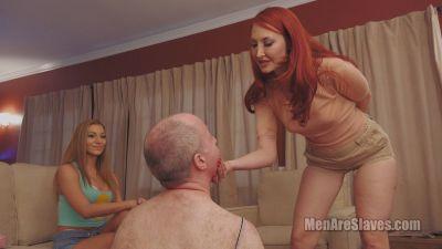 MenAreSlaves – Moka Wants To Domme, Part 1
