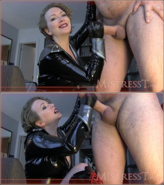 MistressT: Mistress T - Get Fag Trained On FREAK COCK (HD/2019)