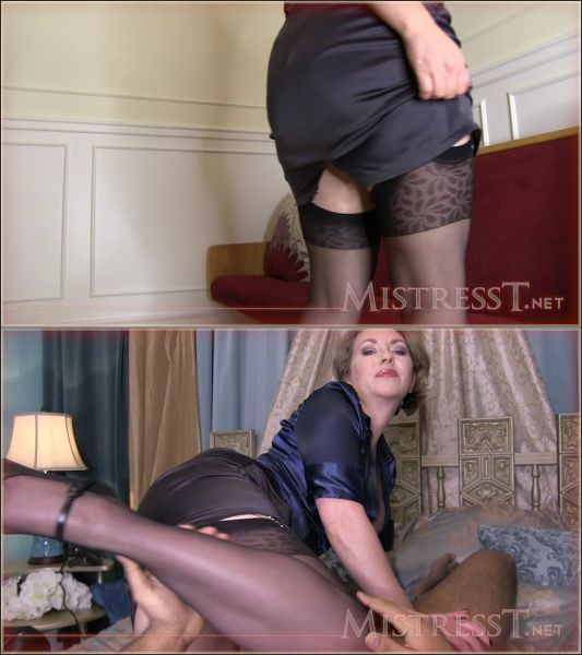 MistressT: Mistress T - Ass Obsession Seduction (02.04.2019) (HD/2019)