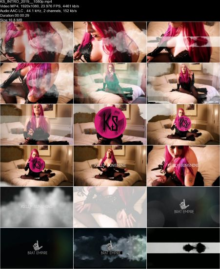 Kelly Sunshine - 35 Videos + 4 Live Shows + 32 Photosets [HD 720p] (KellySunshine.modelcentro)