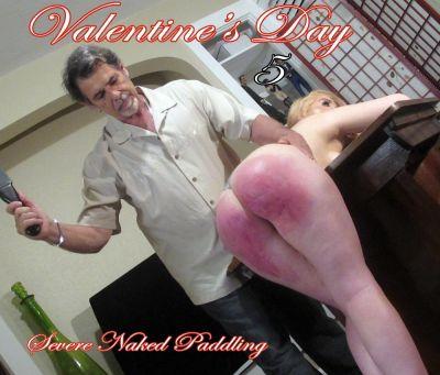 Valentines Day 5 – Severe Naked Paddling