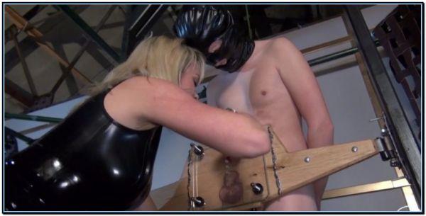 Mistress Tess Cbt Slave Femdom