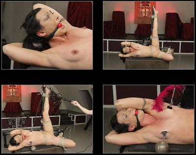 Society SM – Wenona Tickled and Caned – Wenona Slave