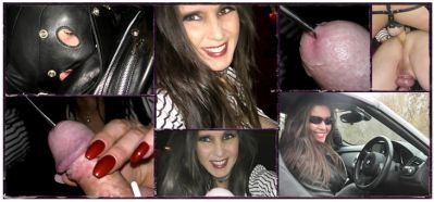 DominatrixAnnabelle – Pumping and Revving!