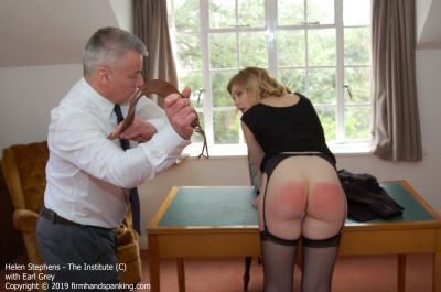FirmHandSpanking – The Institute – C – Helen Stephens