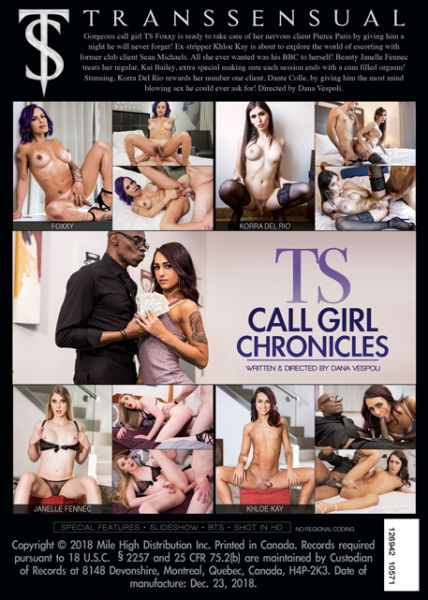 TS Call Girl Chronicles - Korra DelRio and Dante Colle