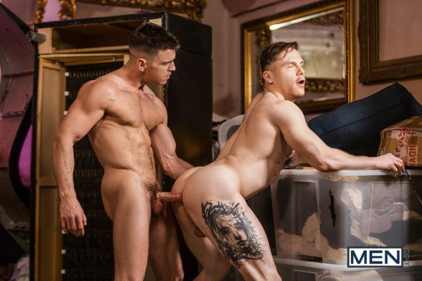 MEN – Conjuring Dick 3 – Chris Loan & Paddy OBrian