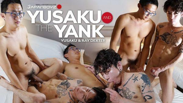 JapanBoyz - Yusaku and the Yank - Ray Dexter and Yusaku