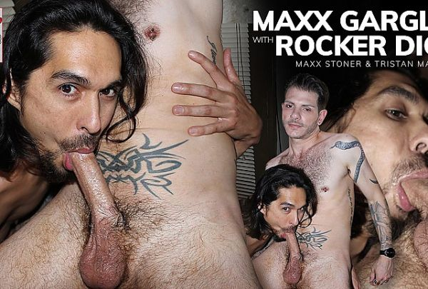 CPM – Maxx Gargles With Rocker Dick