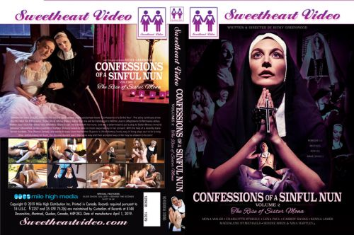 Confessions Of A Sinful Nun 2 (2019)