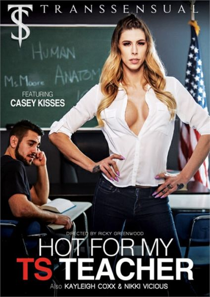 Casey Kisses, Nikki Vicious, Kayleigh Coxxx - Hot For My TS Teacher [FullHD 1080p] (Transsensual)