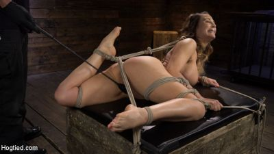 Hogtied – May 23, 2019 – Cherie DeVille