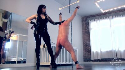 KinkyMistresse – Punished In The White Dungeon – Undrea Untamed