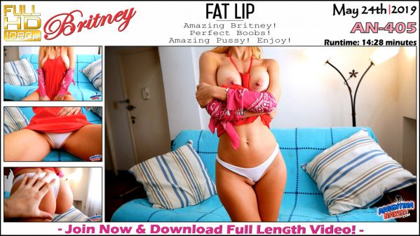 Argentinanaked - Britney - Fat Lip - AN-405 (24.05.2019) [FullHD 1080p]