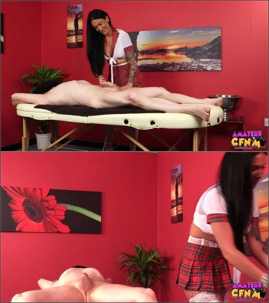 PureCFNM - Ella Bella - Soapy Massage (28.05.2019) [FullHD 1080p]